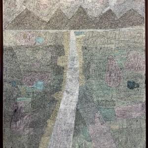 Landscape H180 x W160cm