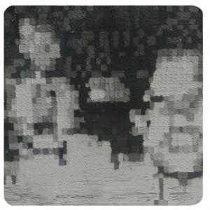 WidiPangestuSugiono_Her_2017_threaddrawingembedded,pigmentedcellulosehandmadepaper_H95xW95cm_S$1800