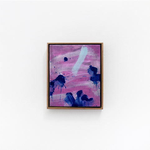 Kitikong_Memoriser 40_2019_Acrylic on Canvas w Lacquer_H30.5xW25