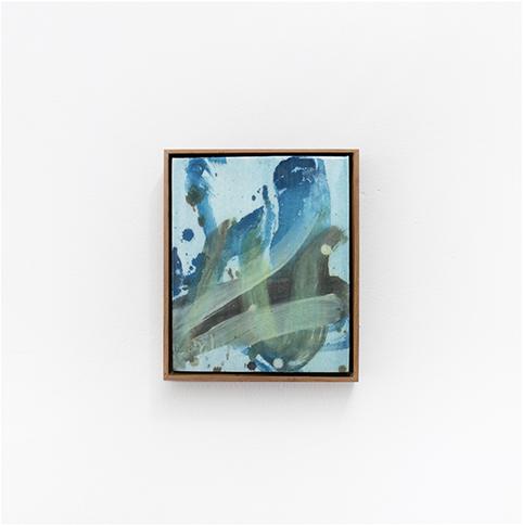 Kitikong_Memoriser 44_2019_Acrylic on Canvas w Lacquer_H30.5xW25