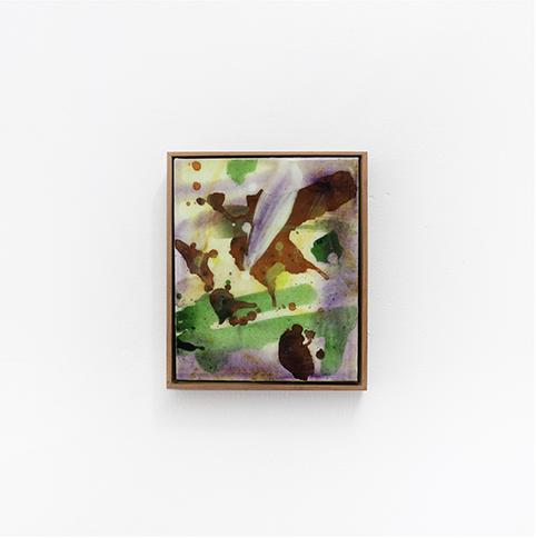 Kitikong_Memoriser 50_2019_Acrylic on Canvas w Lacquer_H30.5xW25